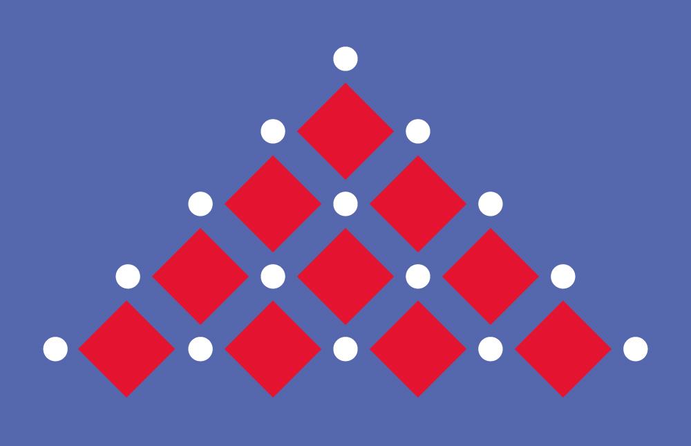LHZ Architecture for quantum computing