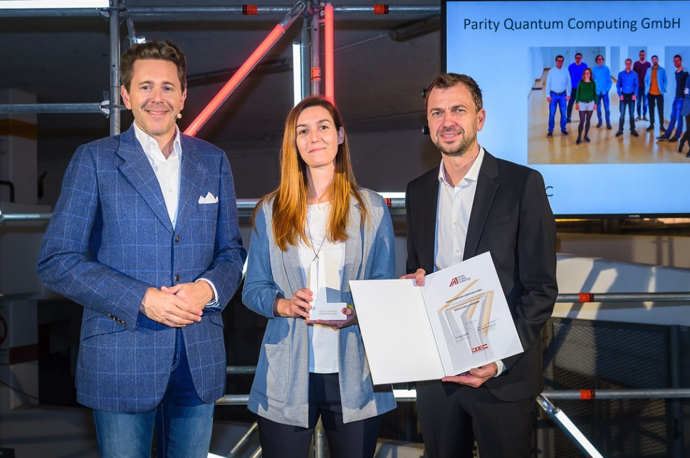 ParityQC - Born Global Champions Award